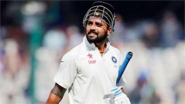 ranji match on murali vijay fined 10
