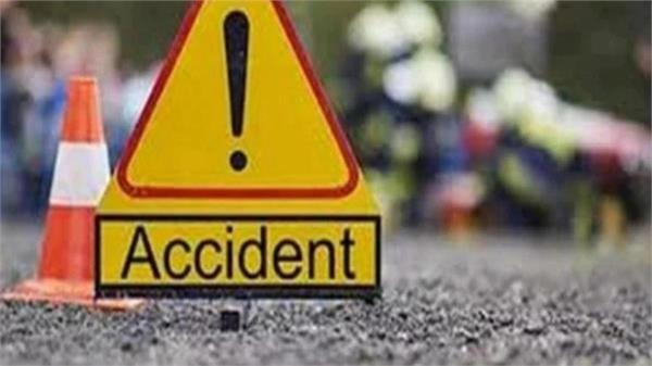 road accident woman dead