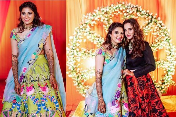 azharuddin  s daughter in law will become sania mirza  s sister anam