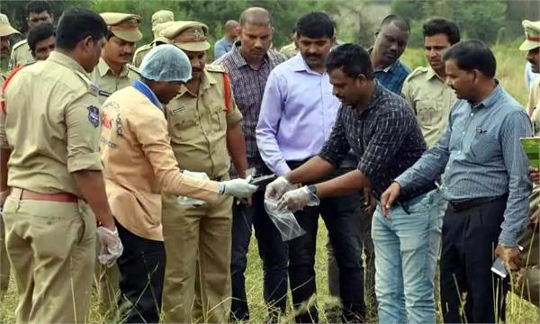 complaint filed by shadnagar acp for investigation of telangana encounter