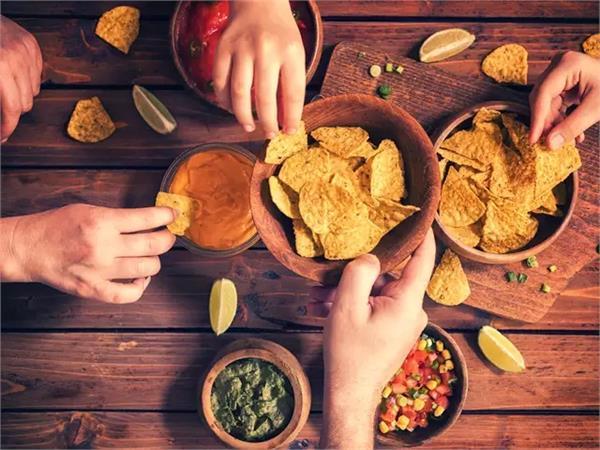 indians prefer snacks more than food