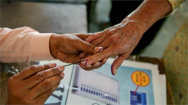delhi assembly election 2020 elders divyang vote home