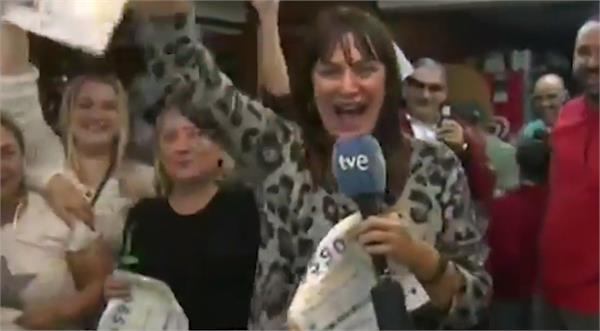 not coming to work tomorrow spanish reporter goes viral
