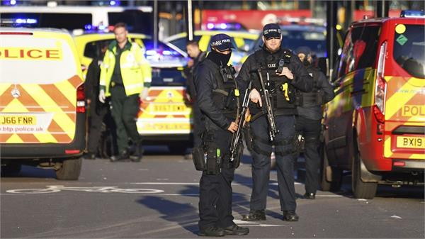 london bridge terror suspect arrested for carrying out attacks