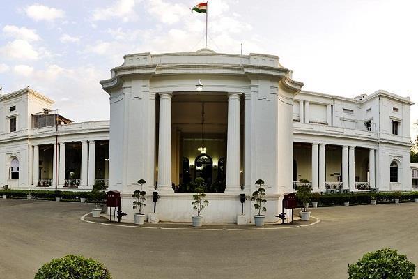 up raj bhavan gets threat letter