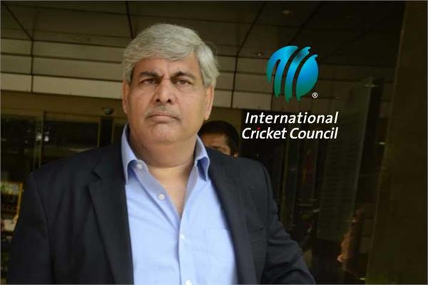 manohar will not be available for the third term at the icc