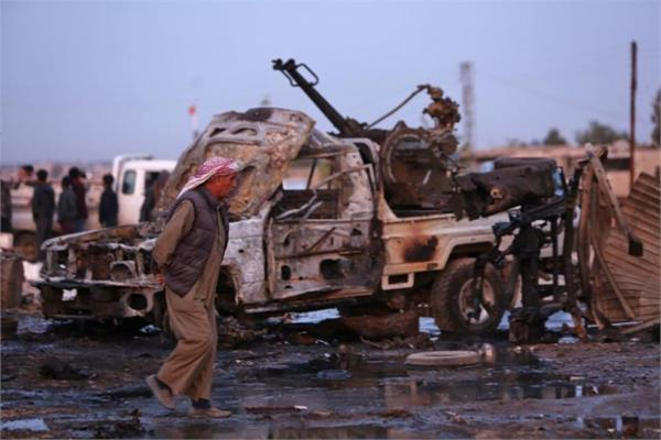 syrian gov clashes between armed forces and armed groups  killing 70