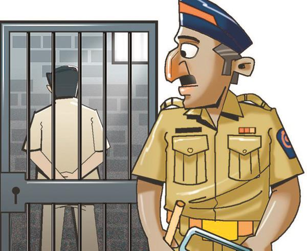 3 cases of imprisonment including woman in drug