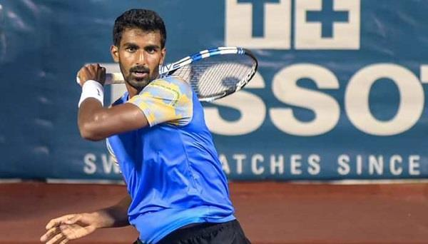 pranjash reached the main round of the australian open