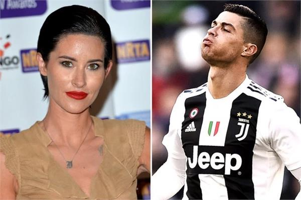 ronaldo accused of raping former girlfriend jasmine lancard