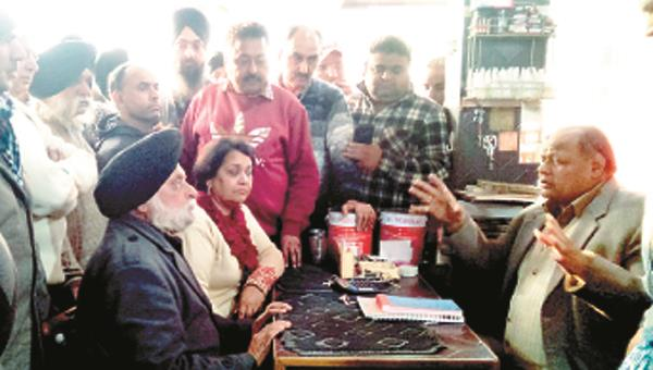 shopkeepers  protests