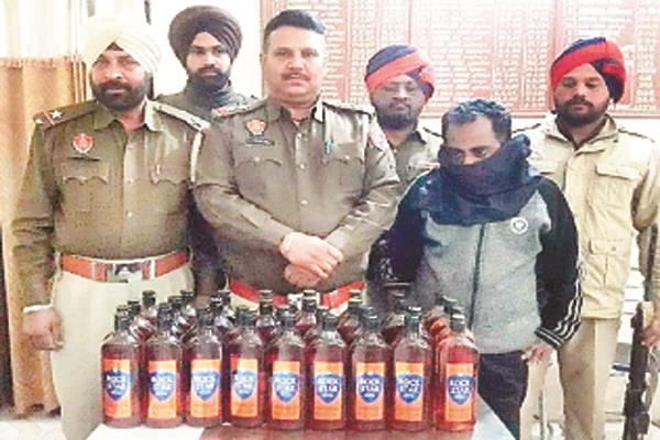 juice seller began to get rich  smuggling  arrested