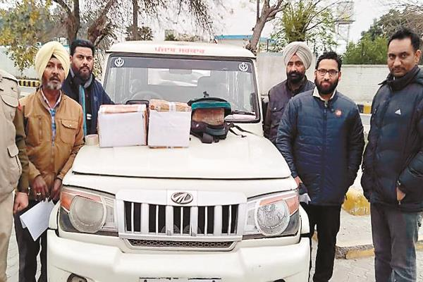 the mobile wing caught 11 kg of gold worth around rs 3 crore