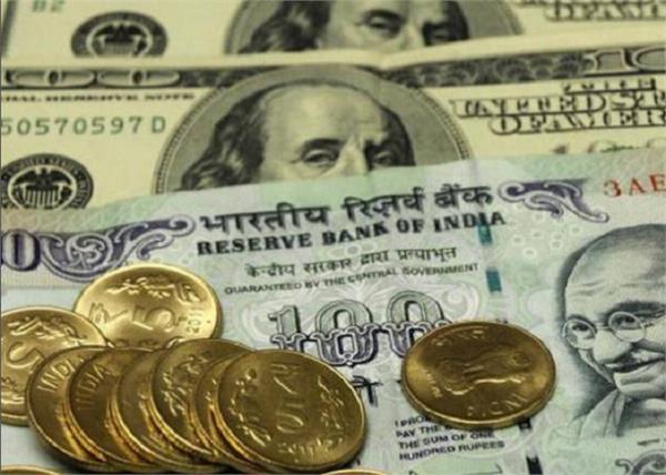 rupee opened