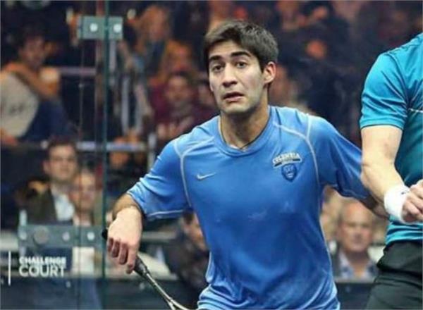 ramit tandon  indian squash