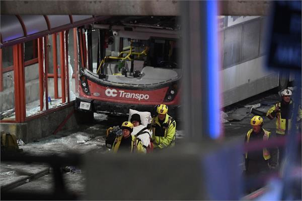 three killed ottawa bus crash