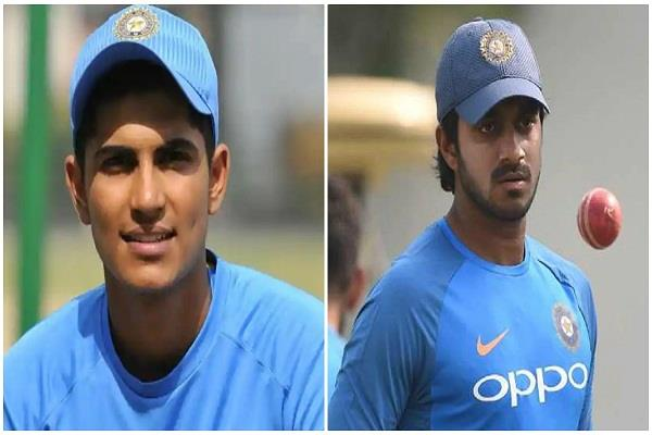 this young brigade replaced pandya and rahul