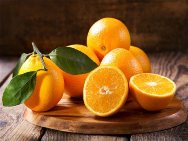many diseases orange