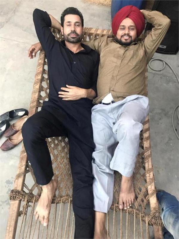 karamjit anmol and binnu dhillon