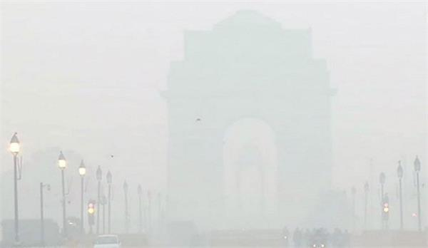 air quality of delhi reached critical level