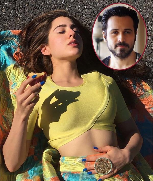 sara ali khan and emraan hashmi