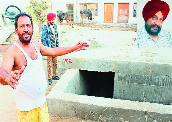 jalandhar border crossing bunker