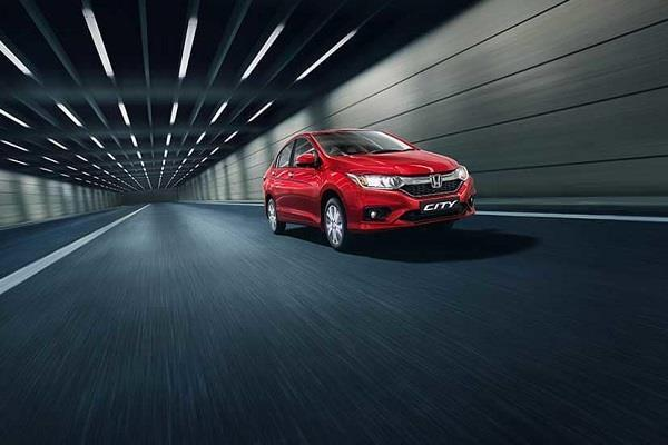 honda city zx mt petrol launched in india at rs 12 75 lakh