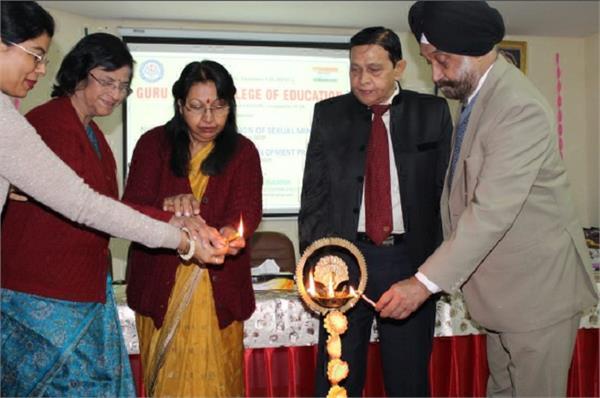 guru nanak college of education delhi