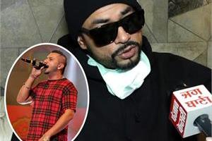 bohemia speaks about honey singh