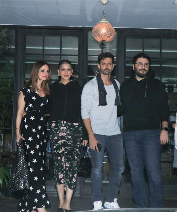 hrithik roshan s birthday bash