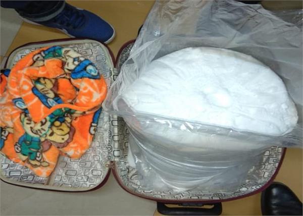 drug foreign nationals arrested