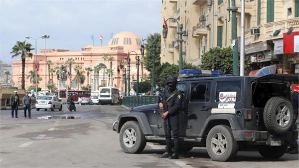 egypt police kill 6 militants in shootout  ministry