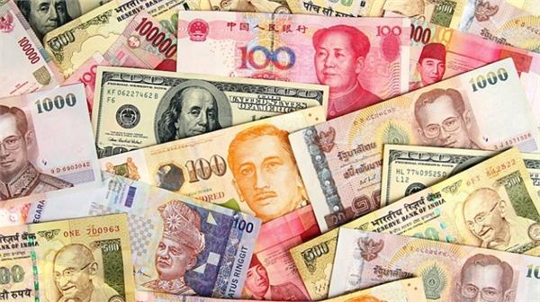 foreign currency assets grew by   2 68 billion