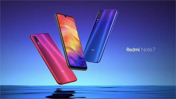 redmi note 7 sold out more than 1 million in just one month