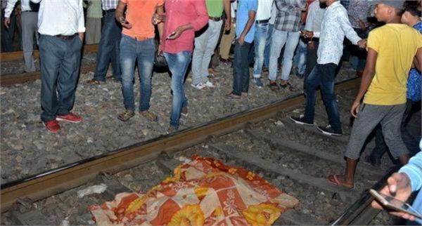 amritus dead in the train accident