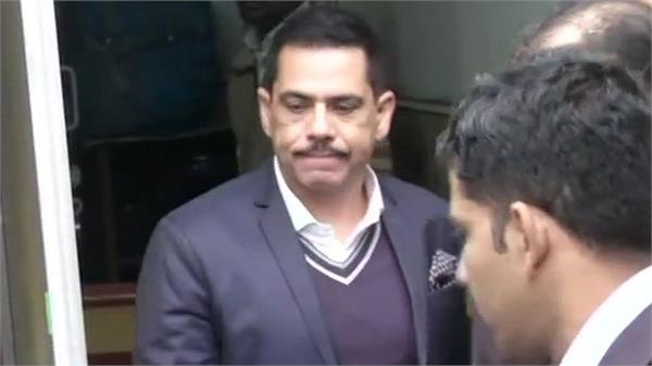 vadra to appear again today in jaipur