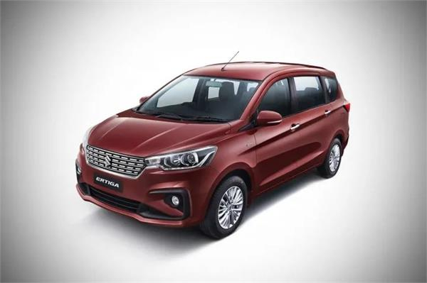maruti ertiga with new 1 5 litre diesel engine may launch soon