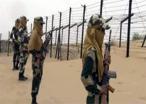 india  pakistan  border  suspicious