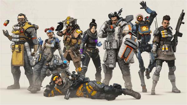 pubg and fortnite competitor apex legends launched