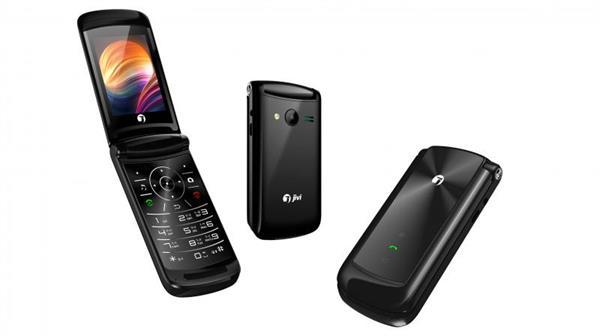 jivi mobiles launches stylish flip design feature phone