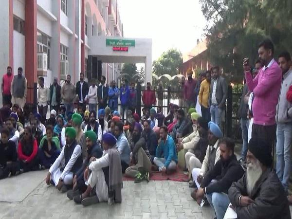 barnala employment fairs protests