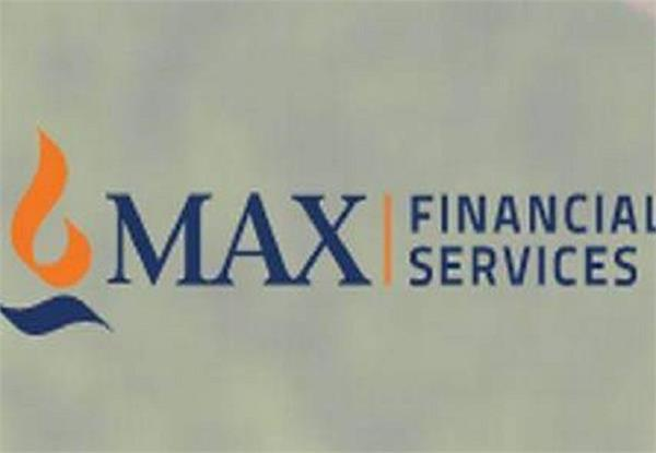 max financial  s net profits increased