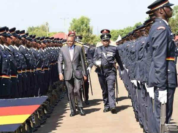 police pockets to eliminate corruption