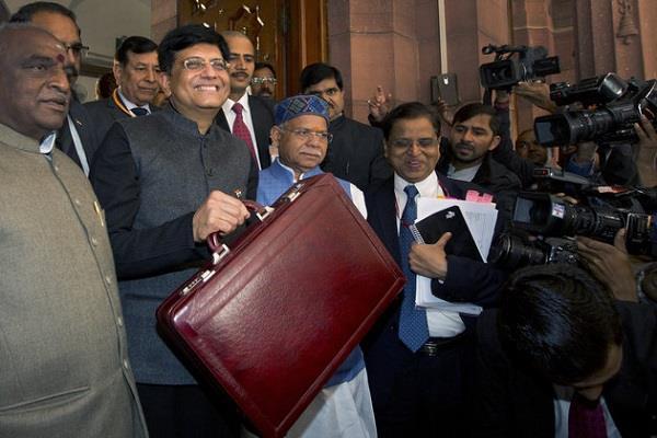 interim budget passed in the lok sabha