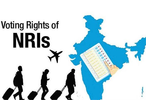 nri can fight elections in india