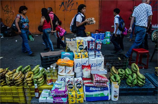venezuelan economic crisis  killing 1 kg of rice