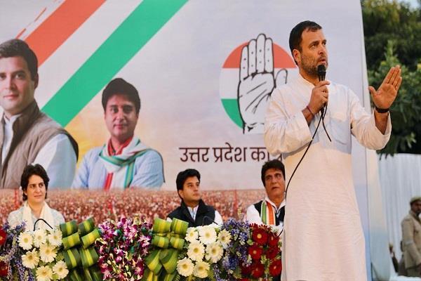 priyanka scindia rahul set the responsibility for the 39 41 seat formula