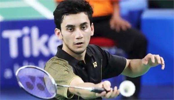 lakshaya in the semifinals of china masters