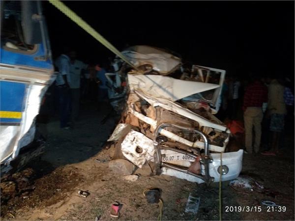 7 dead in road accidents in chhattisgarh