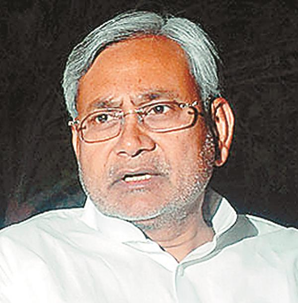 nitish kumar  s action against him in murder case was rejected
